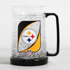 NFL 38 Oz. Beer Glass