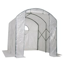 BigHouse 8 Ft. W x 9 Ft. D Commercial Greenhouse