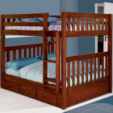 Weston Full over Full Bunk Bed