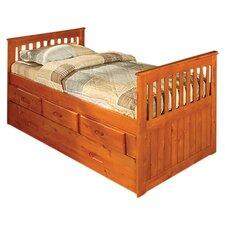 Weston Twin Panel Customizable Bedroom Set