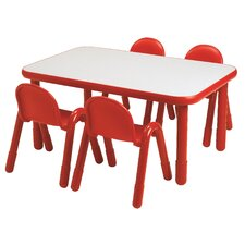 "Baseline 48"" x 30"" Rectangular Activity Table"