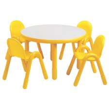 "BaseLine 36"" Round Activity Table"