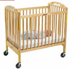 Evacuation Convertible Crib with Mattress