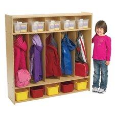 Value Line 5-Section Locker