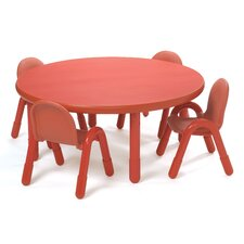"""BaseLine 48"""" Round Activity Table"""