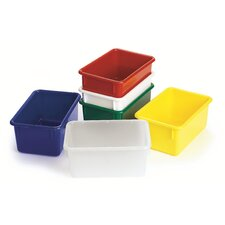 """Value Line 11"""" Cubbie Trays in Green"""