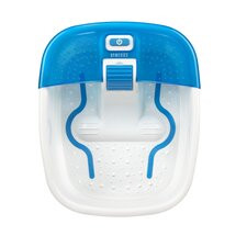 Bubble Bliss Deluxe Foot Spa