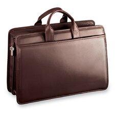 Platinum Double Gusset Briefcase