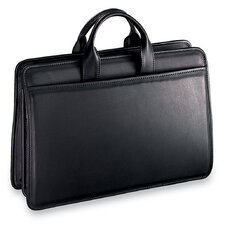 Platinum Triple Gusset Briefcase