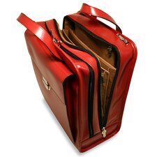 """Milano 15.5"""" Vertical Laptop Case with Wheels"""
