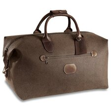 "Nevada 19"" Leather Carry-On Duffel"