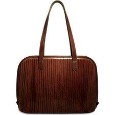 Monserrate Large 3-Way Zip Business Tote Bag