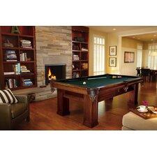 Oak Hill Billiards 8' Pool Table