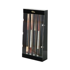 Display Cases Ten Cue Wall Mount Display Case