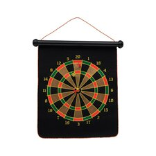 Double Sided Magnetic Dart Board