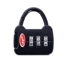 3-Dial Combination Lock (Set of 2)