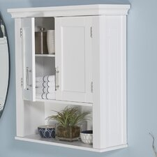 "Somerset 22.5"" x 24.5"" Wall Mounted Cabinet"