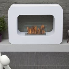 Fireplaces & Accessories Orlando Bio Wall Mount Ethanol Fireplace