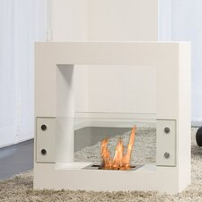 Fireplaces & Accessories Qube Bio Ethanol Fireplace