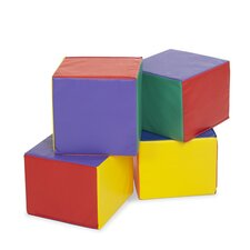 Softzone® Children's Carry Me Cube (Set of 4)