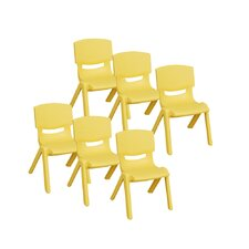 Resin Kids Chair (Set of 6)