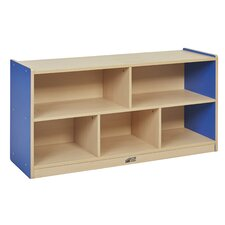 "Colorful Essentials™ 24"" 5 Compartment Storage Cabinets"