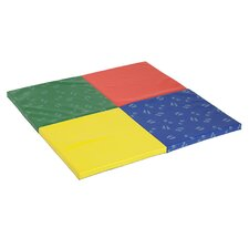 4-Fold Softzone Hands and Feet Play Mat