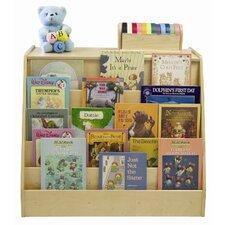 Book Display and Book Shelf Storage Unit