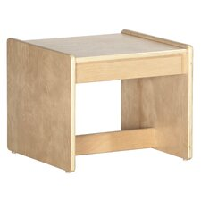 Living Room Set - Birch End Table