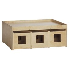 "46"" x 33.5"" Rectangular Activity Table"