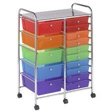 15-Drawer Storage Chest