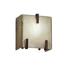 Fusion™ 1 Light Clips Wall Sconce
