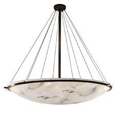 LumenAria 16 Light Bowl Pendant