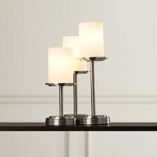 "Dakota 16"" H Table Lamp with Drum Shade (Set of 3)"