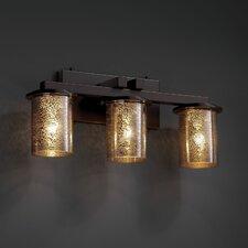 Fusion Dakota 3 Light Bath Vanity Light