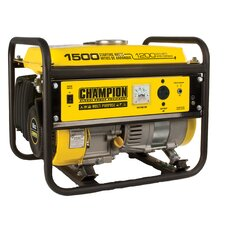 1500 Watt CARB Portable Gasoline Generator