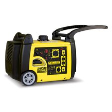 3100 Watt CARB Portable Gasoline Generator with Wireless Remote