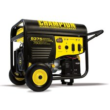 9375 Watt CARB Portable Gasoline Generator