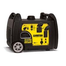 3400 Watt CARB Gasoline Inverter Generator