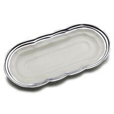 Countryside Bread Oval Serving Butter Dish