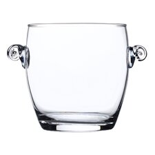 Laura Glass Ice Bucket with Gift Box