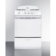 3.0 Cu. Ft. Electric Range