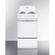 2.41 Cu. Ft. Electric Range