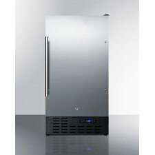 2.7 cu. ft. Undercounter Compact Refrigerator with Digital Thermostat