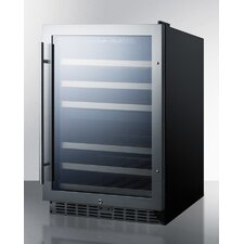 44 Bottle Dual Zone Convertible Wine Refrigerator