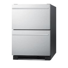 5.4 cu. ft. Undercounter Compact Refrigerator