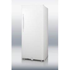 20.5 cu. ft. Upright Freezer in White