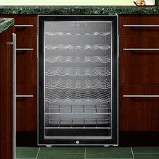 Wine Cellar 40 Bottle Single Zone Freestanding Wine Refrigerator