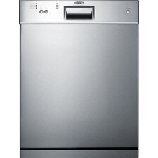 "23.5"" 54 dBA Built-In Dishwasher"
