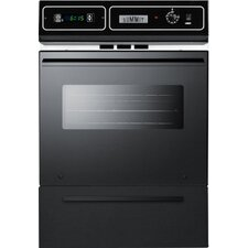 "24"" Gas Single Wall Oven"